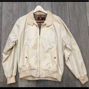 Vintage 80s 90's Nordstrom Harrington Jacket Coat